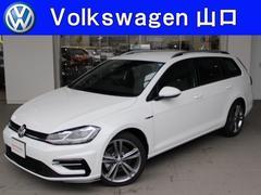 VW ゴルフヴァリアントR−Line 地デジナビ LEDヘッドライト DCC ACC