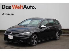 VW ゴルフRヴァリアントR 4WD 2018 DEMO CAR