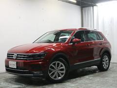 VW ティグアンTSI Highline ディスカバープロ バックミニター