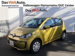 VW アップ!ムーブアップ! 4ドア 登録済未使用車 Bluetooth