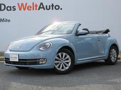 VW ザ・ビートル・カブリオレbase grade NAVI LETHER