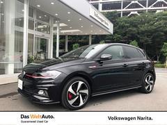 VW ポロGTIGTI 認定中古車 弊社デモカー ワンオーナー 禁煙車