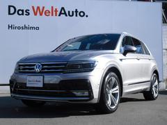VW ティグアンRライン デジタルメーター リアカメラ ETC 認定中古車