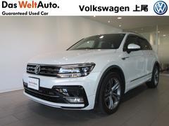 VW ティグアンTSI R−Line technology