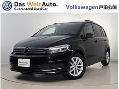 VW ゴルフトゥーランTSIコンフォートライン 純正ナビ アップグレードパッケージ