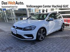 VW ゴルフRフルタイム4駆 レザーシート ワンオーナー 禁煙車 ナビ付き