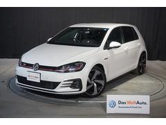 VW ゴルフGTIGTI デモカー仕様車 ナビ・ETC・バッカメ・DCC付車両