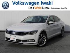 VW パサートTSI Highline Volkswagen認定中古車