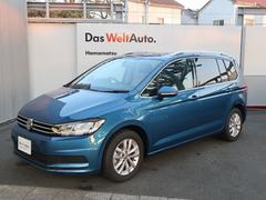 VW ゴルフトゥーランコンフォートライン 登録済未使用車 純正ナビ バックカメラ