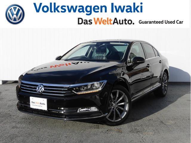 フォルクスワーゲン TSIハイライン Volkswagen認定中古車 1オーナー