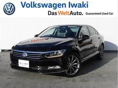 VW パサートTSIハイライン Volkswagen認定中古車 1オーナー