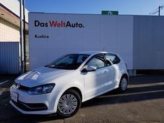 VW ポロTSIコンフォートライン ワンオーナ 禁煙車 アルミ 禁煙車