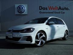 VW ゴルフGTIGTI DCC ワンオーナー スマートキー アルミ ナビTV