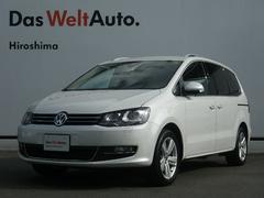 VW シャランTSI Highline フリップダウンモニター ACC
