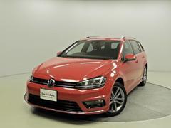 VW ゴルフヴァリアントR−Line Discover Pro