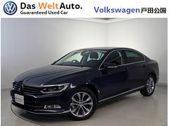 VW パサートTSIハイライン LEDライト レザーシート 純正ナビ