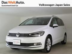 VW ゴルフトゥーランTSI ハイライン NAVI ETC ACC DWA認定中古