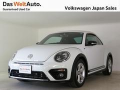 VW ザ・ビートルR−Line サラウンドアイ ワンオーナー DWA認定中古車