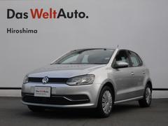 VW ポロコンフォートライン SDナビ ACC Bカメラ 認定中古車