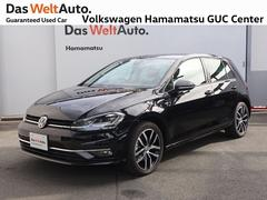 VW ゴルフハイライン TechED デモカー 純正ナビ バックカメラ