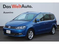 VW シャランTSI ハイライン 2018デモカー 両側電動スライドドア