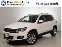 VW ティグアンTSI BlueMotion Technology Navi ETC