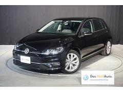 VW ゴルフTSI Highline デジタルメータークラスター付