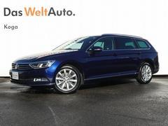 VW パサートヴァリアントTSI Eleganceline LED Navi ACC
