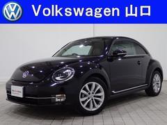 VW ザ・ビートルデザインレザー 地デジナビ ベージュレザー コーナーセンサー
