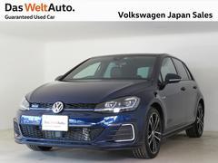 VW ゴルフGTEGTE PHV レザーシート サンルーフ DCC パッケージ