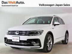 VW ティグアンTSI R−Line TechPKGACCLEDPT認定中古