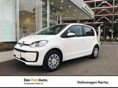 VW アップ!move up 4Door 認定中古車 禁煙車 ワンオーナー