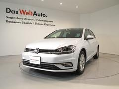 VW ゴルフTSIコンフォートライン メーカー保証付 認定中古車