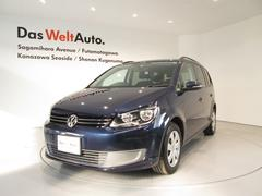 VW ゴルフトゥーランTSI コンフォートライン メーカー保証付 認定中古車