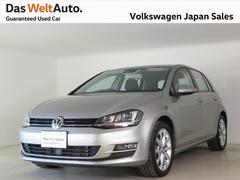 VW ゴルフハイライン 禁煙使用 ワンオーナー 認定中古車