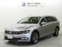 VW パサートヴァリアントTSI Eleganceline Tech Edition