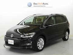 VW ゴルフトゥーランTSI Highline Tech PR PKG