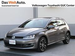 VW ゴルフ TSI Highline BMT Edition40
