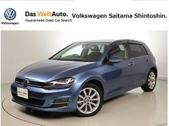 VW ゴルフ TSI Highline BlueMotion Techno
