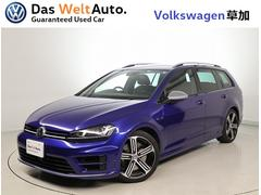 VW ゴルフRヴァリアントR 4WD DCC ACC