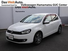 VW ゴルフコンフォートライン 1オーナー 禁煙車 認定中古車 ターボ