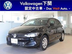 VW ポロTSIトレンドライン弊社試乗車 ETC CD ブルートゥース