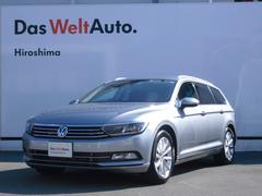 VW パサートヴァリアントエレガンスライン 純正ナビ バックカメラ ETC 認定中古車