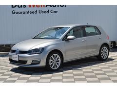 VW ゴルフTSIハイラインブルーモーションテクノロジー 認定中古車