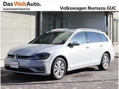 VW ゴルフヴァリアントTSI Comfortline 正規認定中古車 純正ナビ