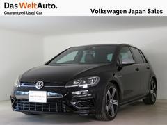 VW ゴルフRR 7.5 走行3100km Tech.PKG 認定中古車