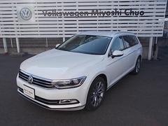 VW パサートヴァリアントTDI Highline