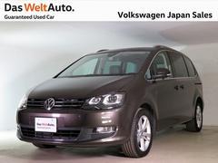 VW シャランハイライン SDナビ 禁煙使用ワンオーナー 認定中古車