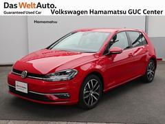 VW ゴルフハイライン テックエディション 禁煙車 デモカー 純正ナビ