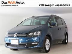 VW シャランコンフォート SDナビ 禁煙使用 ワンオーナー 認定中古車